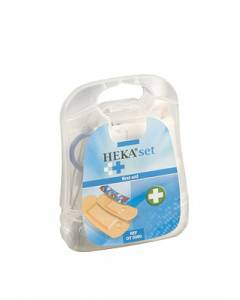 HEKA set first aid