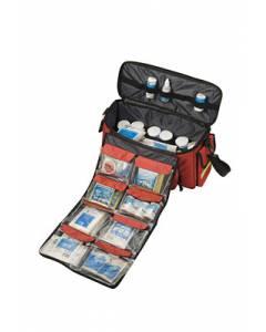 HEKA eerste hulp schouder-/ sporttas met sport- en evenementenvulling