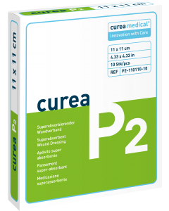 Curea P2 SuperCore® wondverband steriel